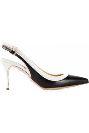 ef4186f1101500 Escarpins femme - Sergio Rossi Slingback Pumps | Mes chaussures - my ...