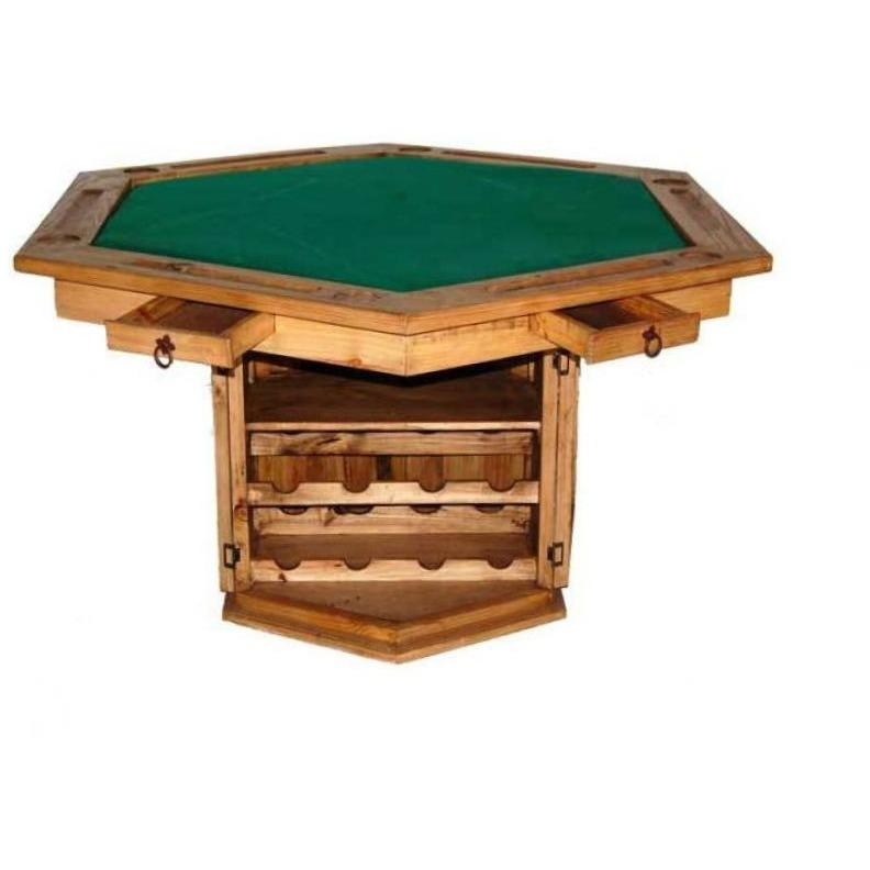 Merveilleux Convertible Poker U0026 Dining Table By Million Dollar Rustic