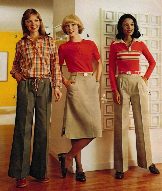 Fashion in the 1970s facts 17