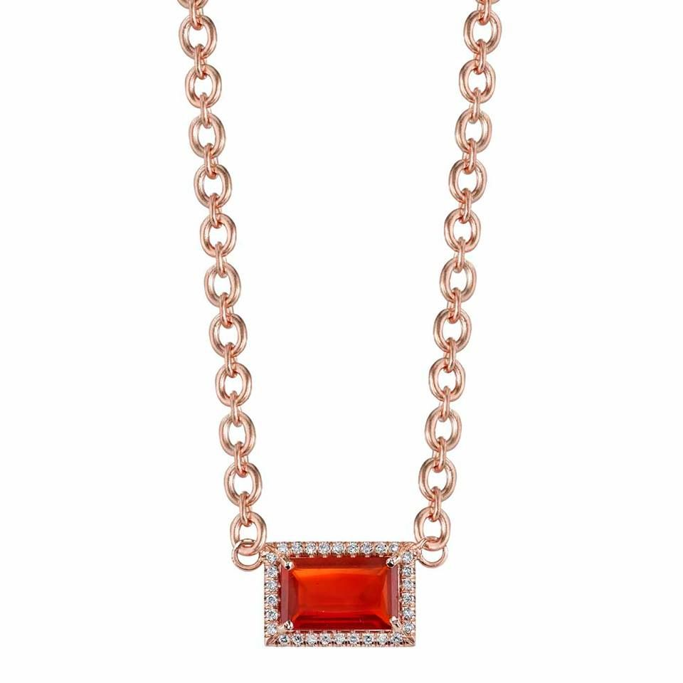 Irene neuwirth jewelry perfect for spring our rose gold chain set