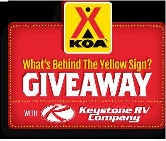 Koa contests and giveaways