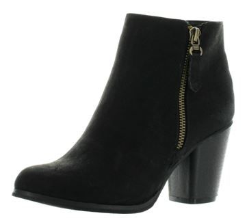 Reneeze Baby Chunky Stacked Comfy Heel
