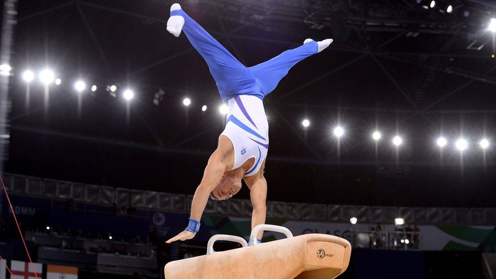 Glasgow 2014 Scotland's gold rush in pictures (With