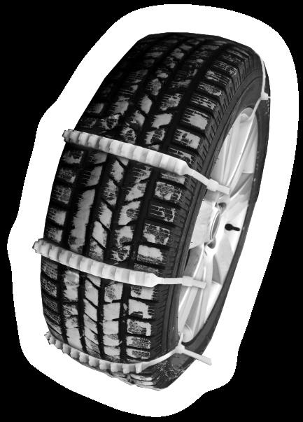 bd06fee1a2f7 Zip tie tire chains for emegencies. Zip Grip Go - zipgripgo.com - ZipGripGo