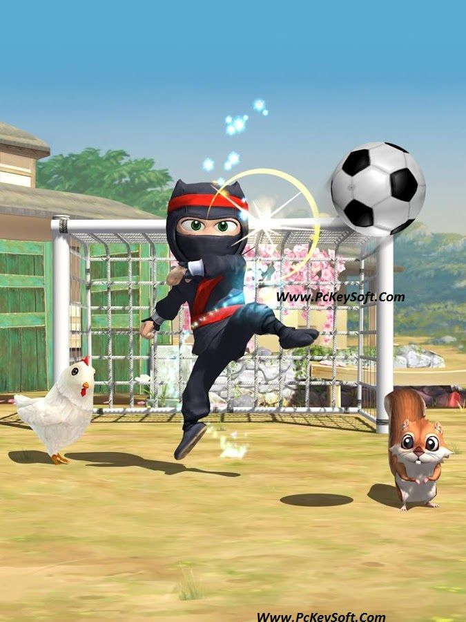 Clumsy Ninja Mod Apk Unlimited Gems And Coins Cracked