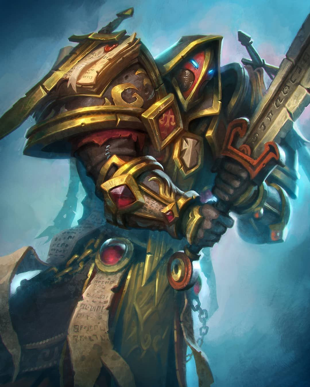 Alliance Paladin Tier 2 Judgement Art By Caio Monteiro Caiomonteiroart If You Want To World Of Warcraft Paladin Warcraft Art World Of Warcraft Characters