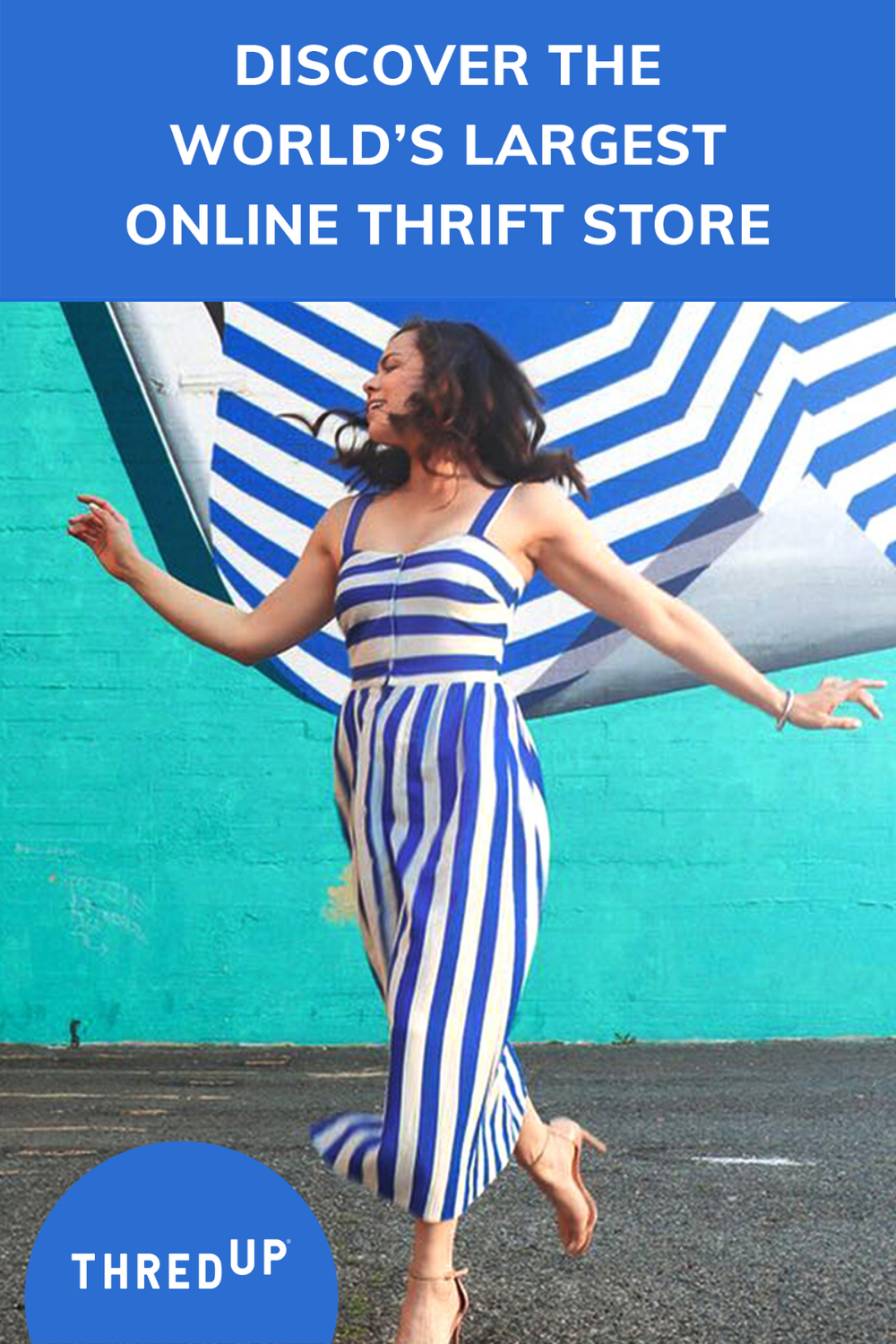thredUP | The Largest Online Consignment & Thrift Store