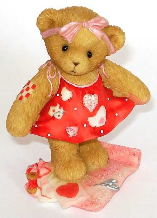 CHERISHED TEDDIES ILENE 0000369