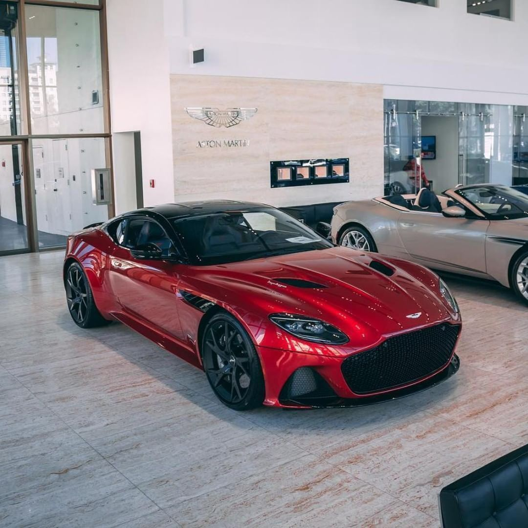 Livin The Lux Life On Instagram: Beautiful Aston Martin