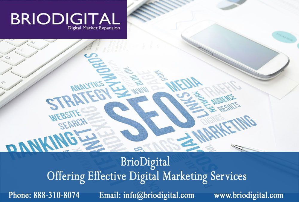 Briodigital Offering Effective Digital Marketing Services Digitalmarketingwestchester Digitalmarketing Digital Marketing Digital Marketing Services Digital