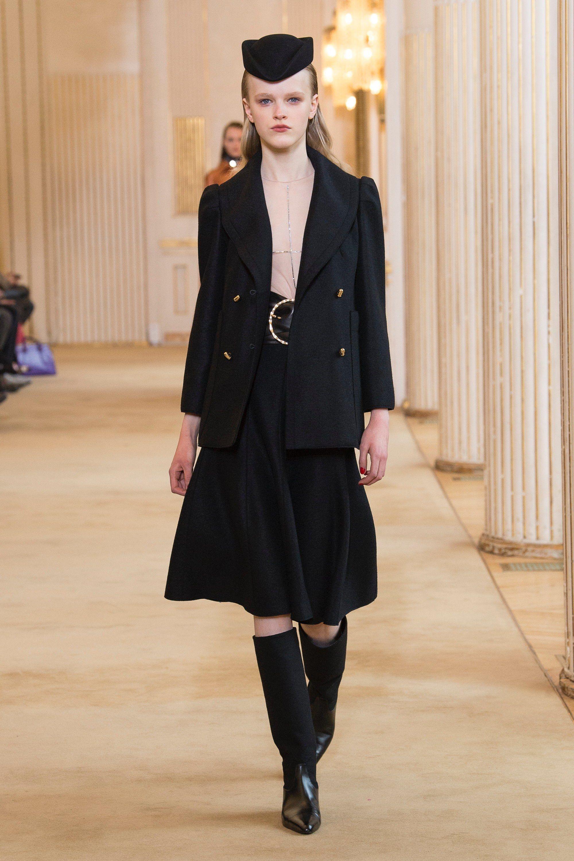 Nina ricci fall readytowear fashion show in fashion