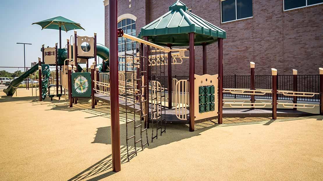 Myrtle Wilks Community Center Playground, Parks and