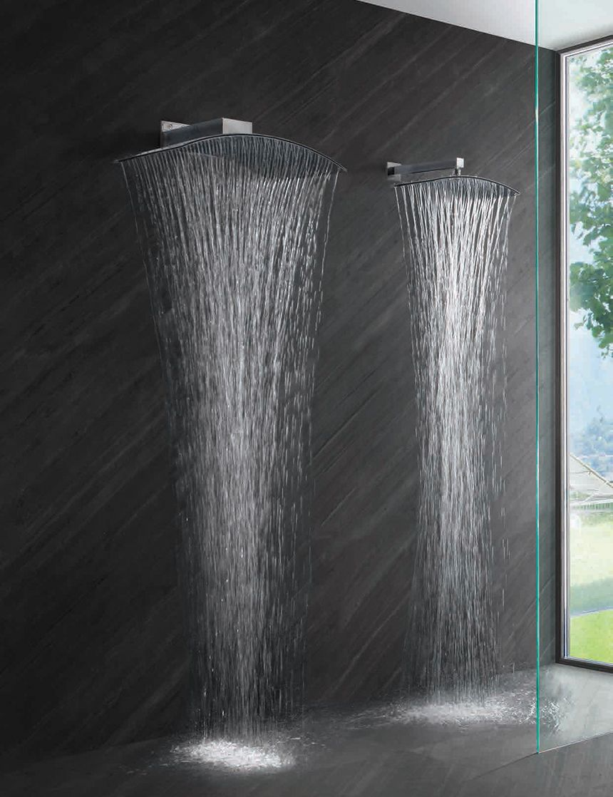 Located In Northeast Piedmont Valduggia A Small Town Italy Tender Rain Is Unique And Innovative Business The Shower Field