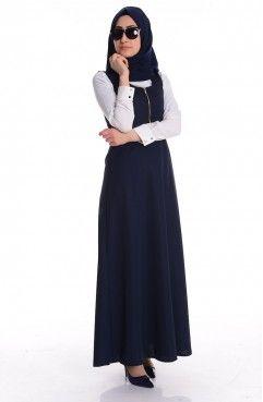 Aybqe Tunik Ve Elbiseler Elbise Basortusu Modasi Moda Stilleri