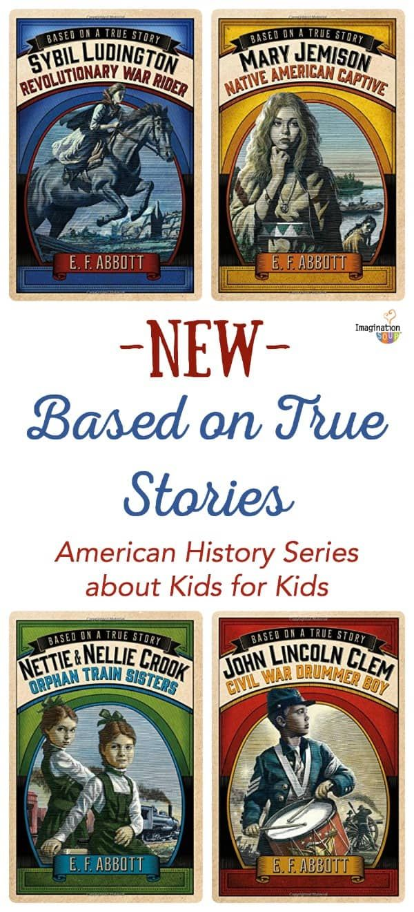 Photo of New Historical Fiction Novels About Real Kids' Lives