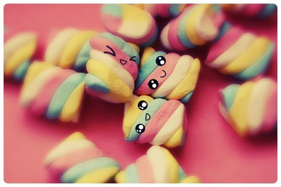 Colorful Marshmallows Google Search Wallpaper Iphone Cute Cute Cartoon Wallpapers Kawaii Wallpaper