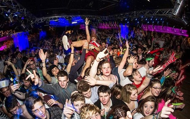 Nightclub Rave