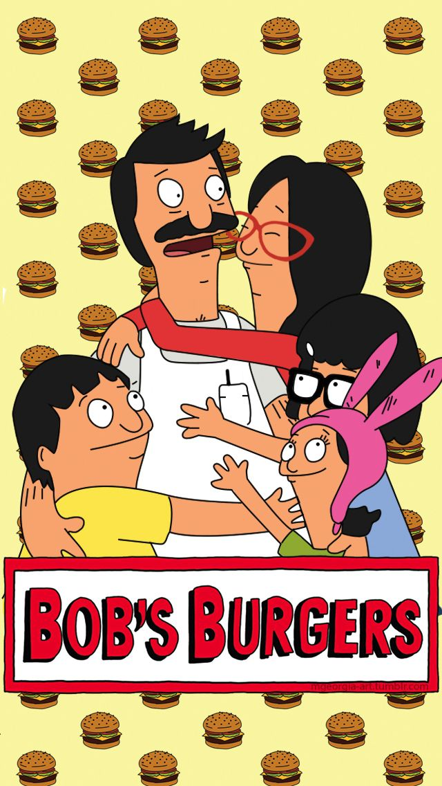 Bob's Burgers iphone 5 wallpaper by BrittanyEffect on DeviantArt