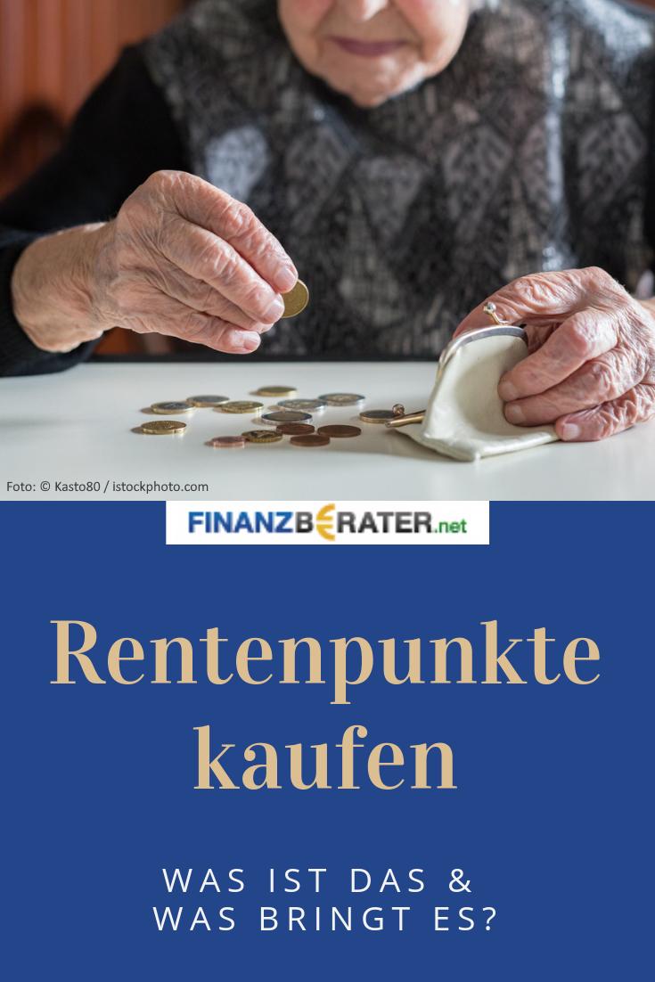 Rentenpunkte Maximal