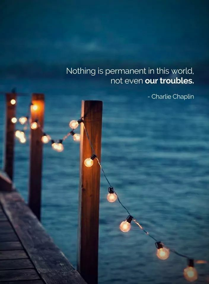 There Is Nothing Permanent Except Change Sharing Favorite Quotes