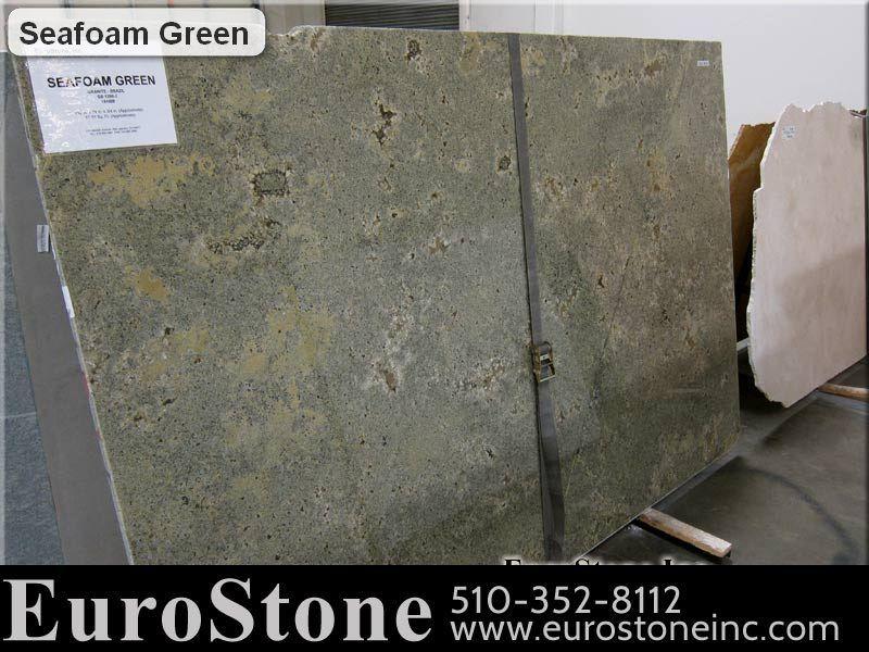 Sea Foam Green Granite Countertops Kitchen Green Scheme