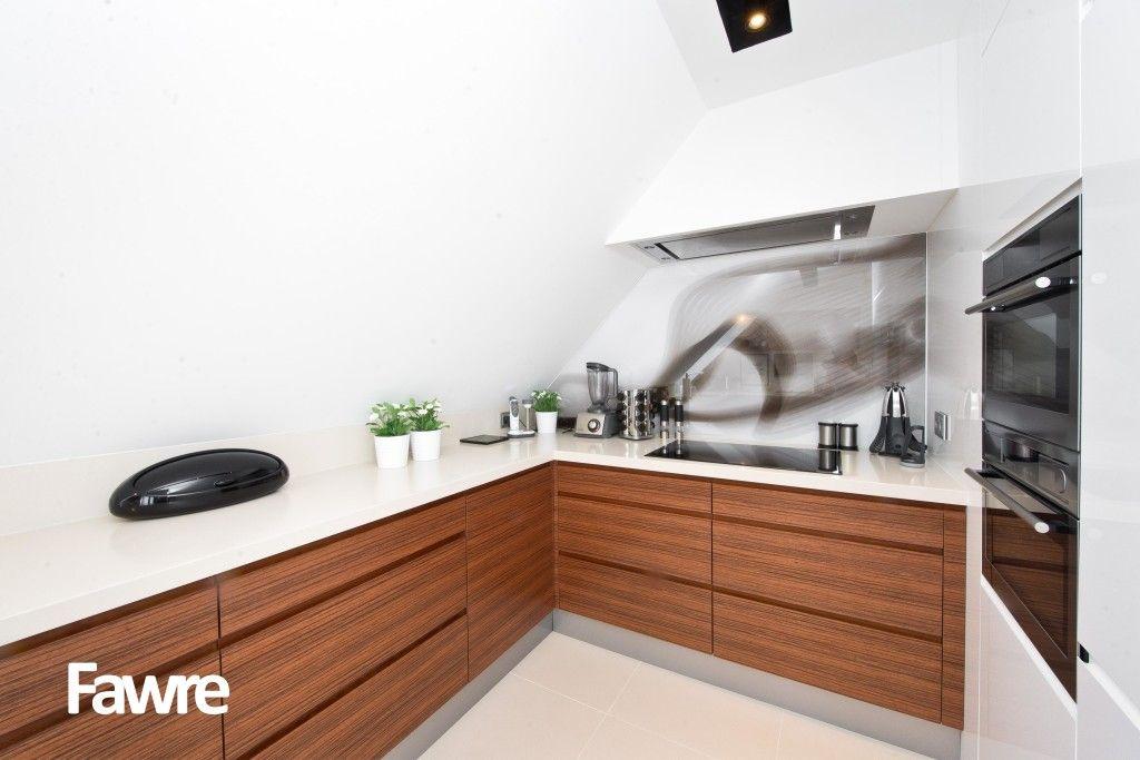 Szuflady W Kuchni Pod Skosem Home Kitchen Cabinets Home Decor