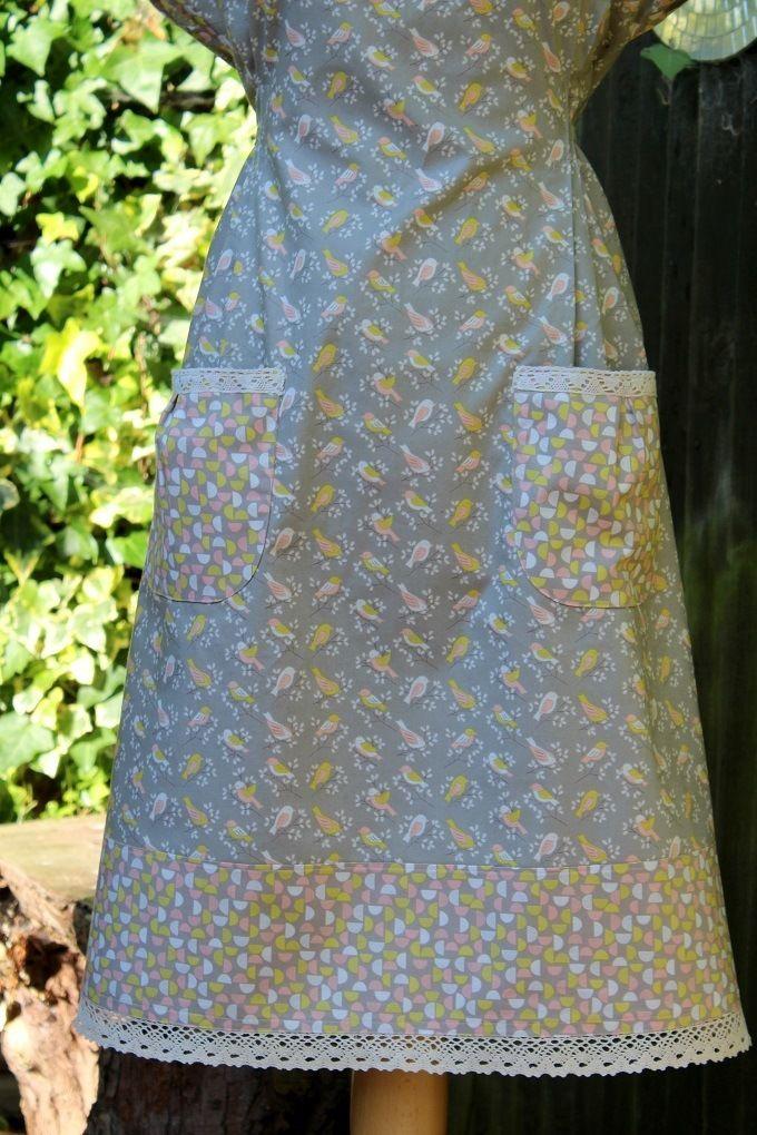 sewing a Dottie Angel Frock | Nähen