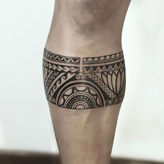 ▷▷ +536 Tatuajes de BRAZALETES MAORÍES【Hombre _ Mujer】
