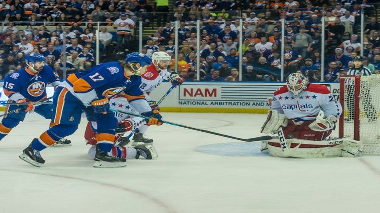 Islanders Keep Hope Alive For More Playoff Games At Nassau Coliseum Nassau Coliseum Nassau Long Island