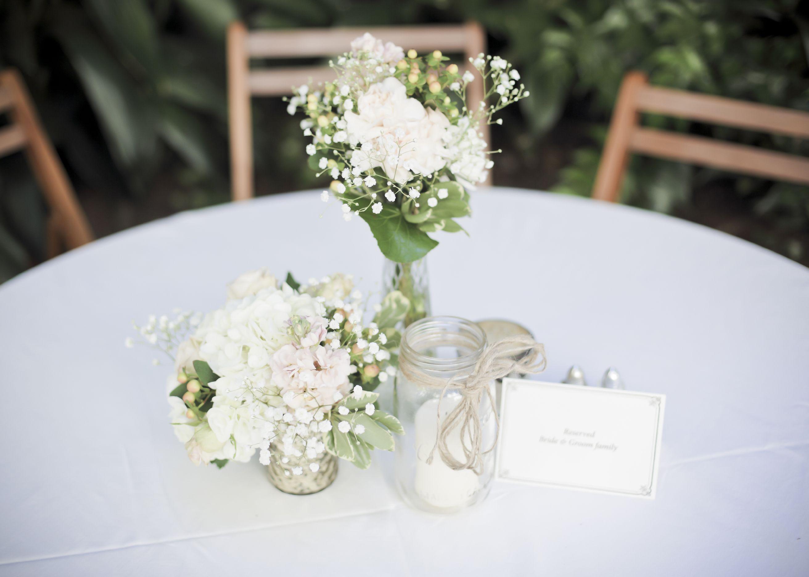 Blumendeko für Hochzeit Die schönsten Ideen