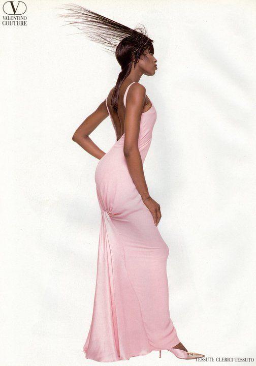 Naomi for Valentino, 1995