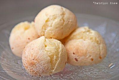 Mochi Cheese Balls Or Pao De Queijo Cheese Ball Mochi Recipe Food