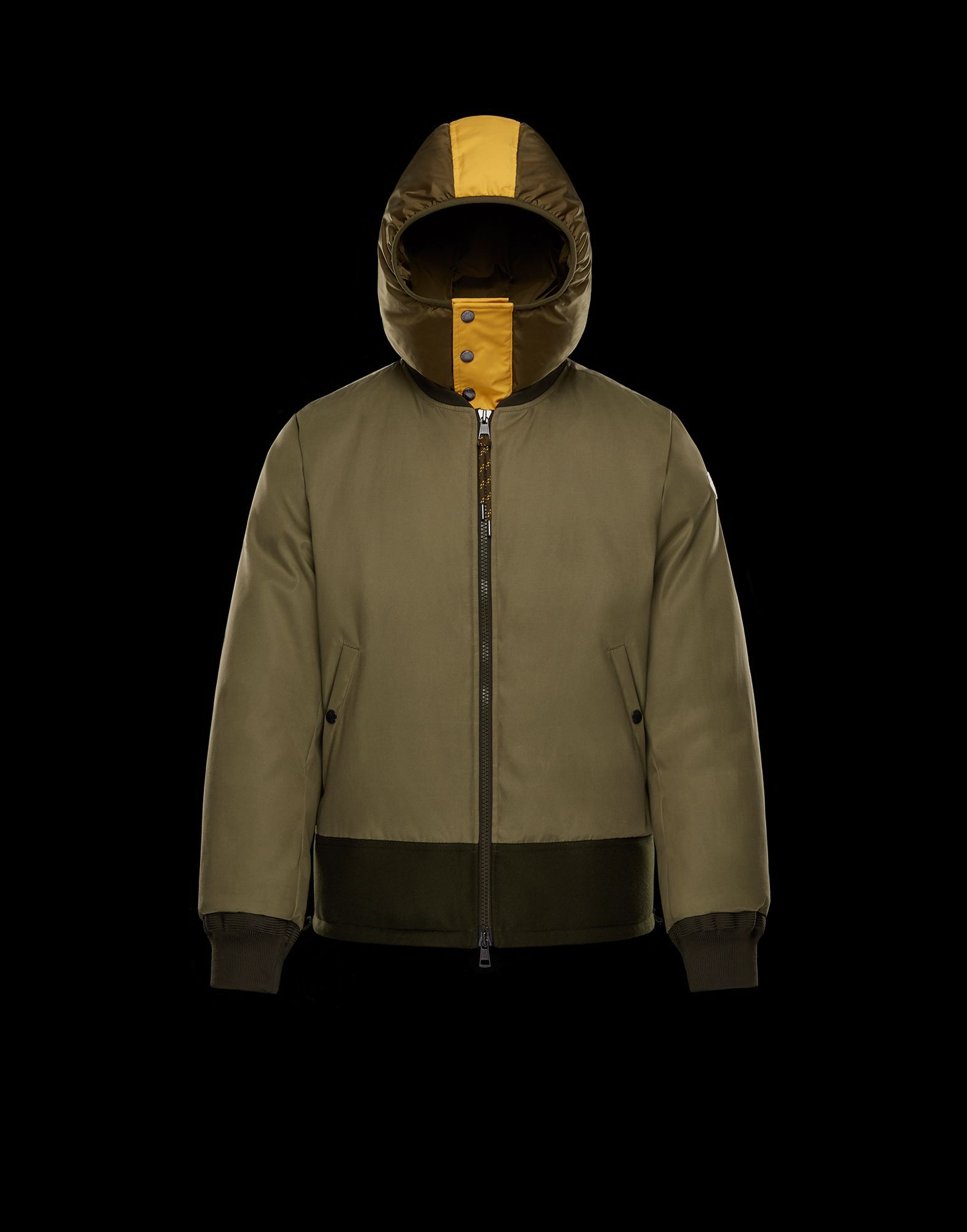 HASTIERE in Overcoat for Men | Moncler