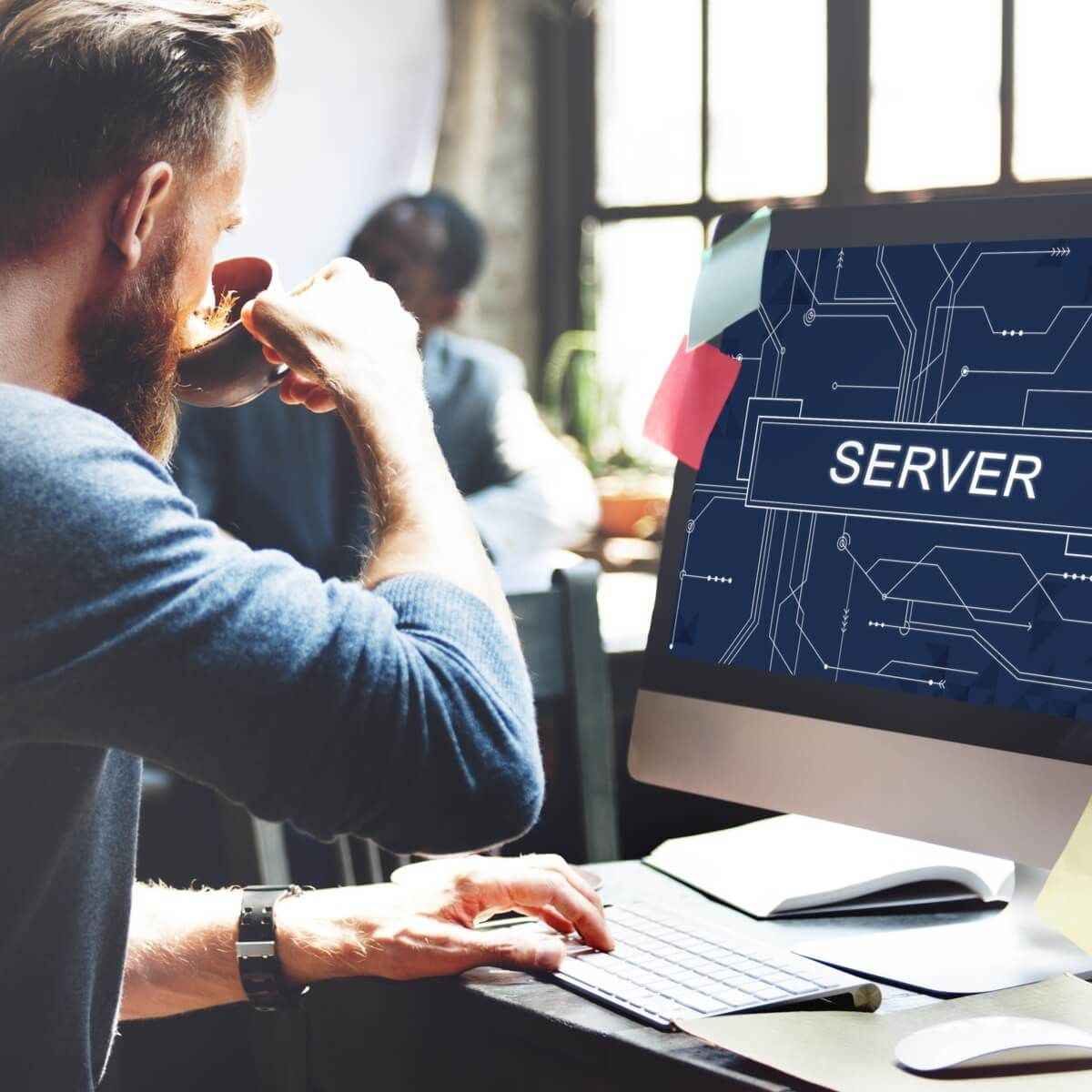 Windows Server comes across as a fairly robust platform to