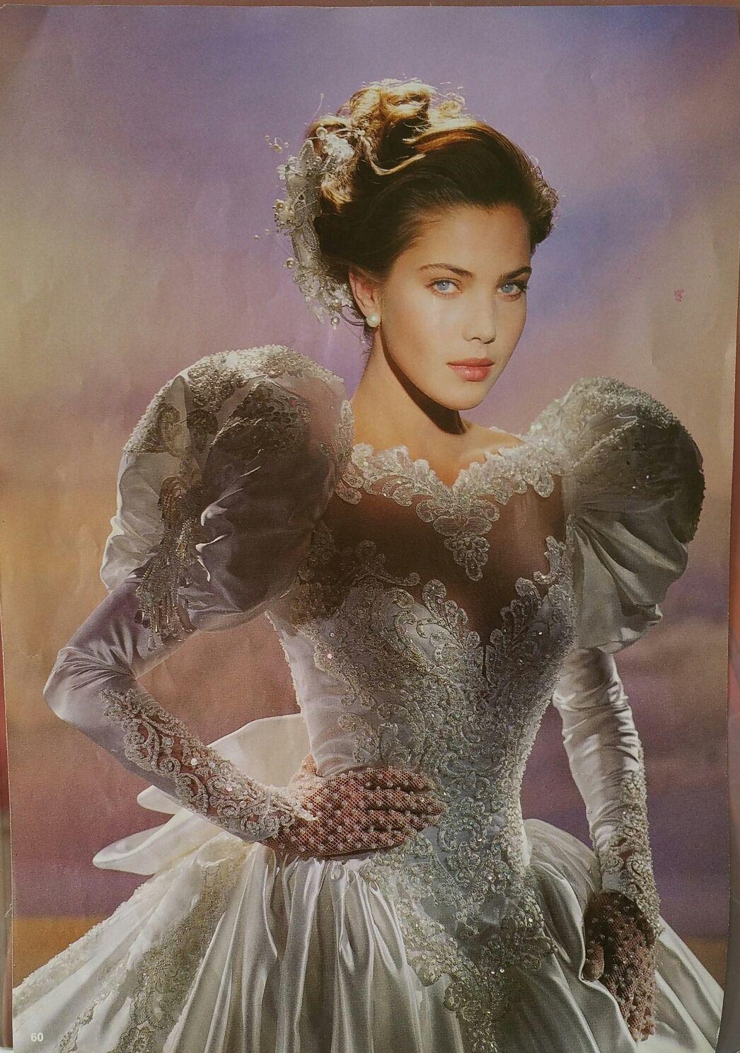 Demetrios 14  Hochzeitskleid 14er, Brautkleid vintage, Brautkleid