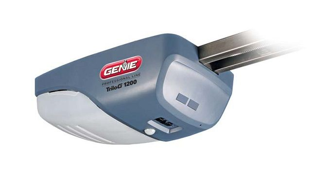 Garage Door Opener Genie Door Designs Plans Dengan Gambar