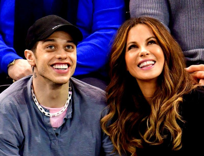 Former Kate Beckinsale Says Pete Davidson Should Run And Be