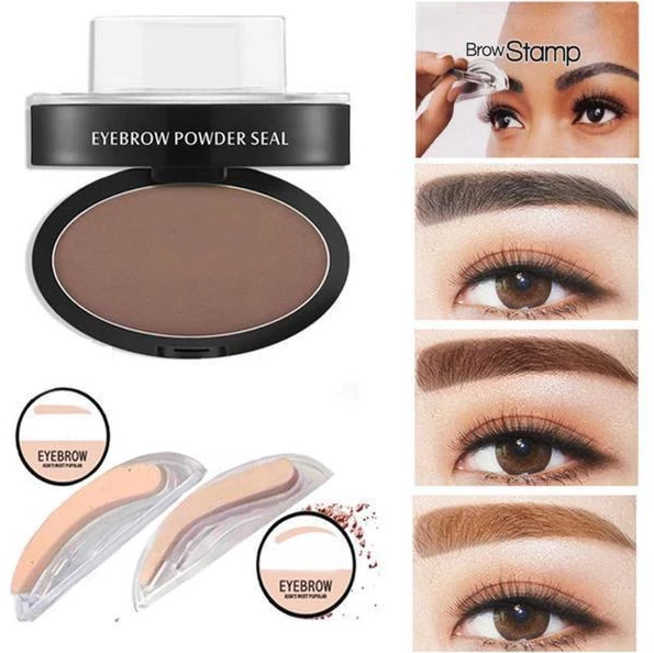 Get Yours>>68% OFF Today!Waterproof Eyebrow Stamp #stampmaking