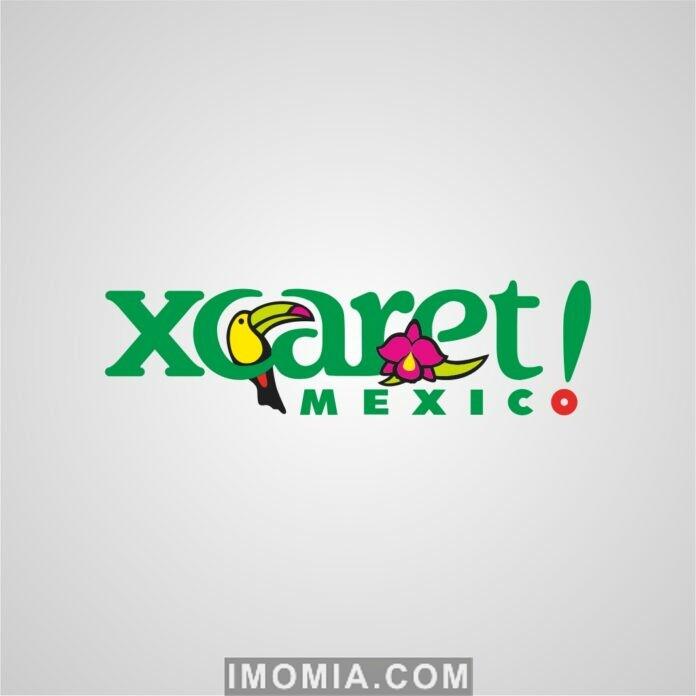 Logo Xcaret Mexico New in 2020 Vector logo, Xcaret, Mexico