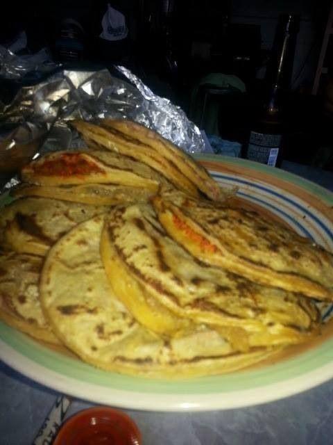 Gorditas De Maiz Estilo Durango Mexican Mexican Food Recipes Mexican Cooking Food