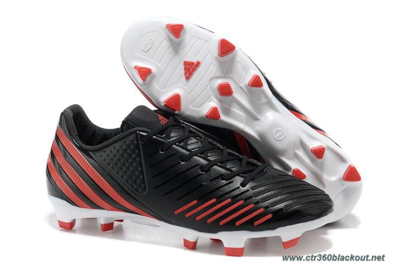 low priced 8e4b7 8cb37 Bright Black-Red Adidas Predator LZ TRX FG Sale