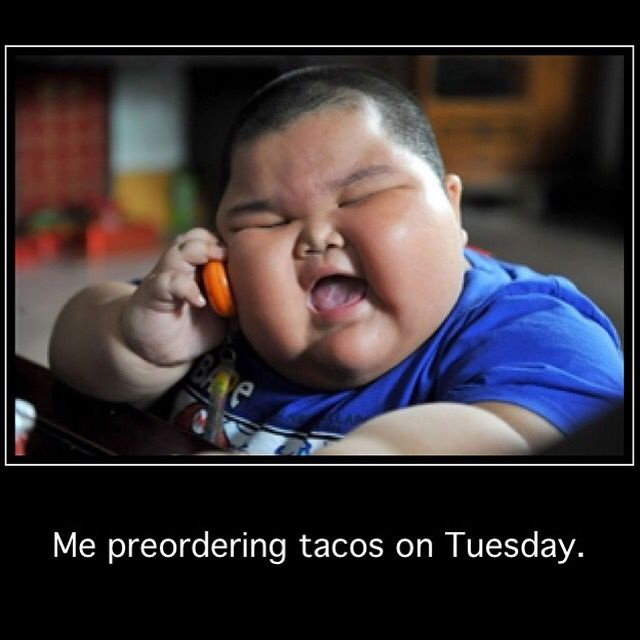 Funny Mexican Kid Meme : Taco tuesday fat kid chubby mexican food memes