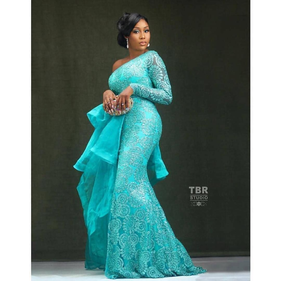 Latest asoebi lace styles wedding gowns pinterest traditional