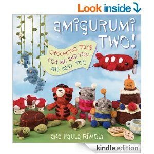 Amazon.com: Crochet animals, Crochet toys, Stuffed animals ... | 300x300