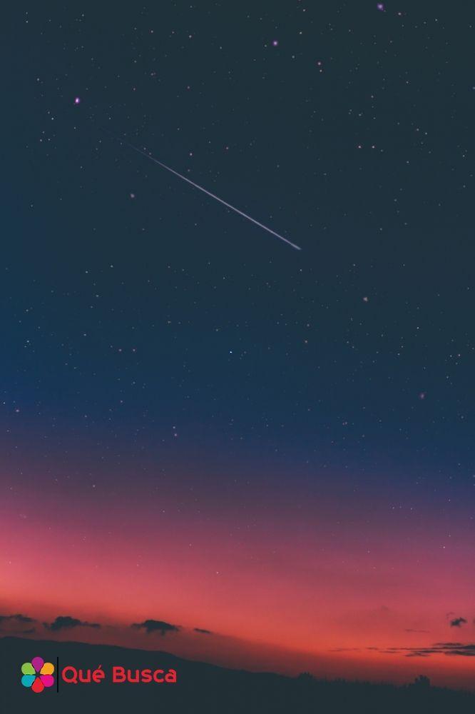 Quebuscaqué Buscanaturenaturalezaestrella Fugaz Estrellas