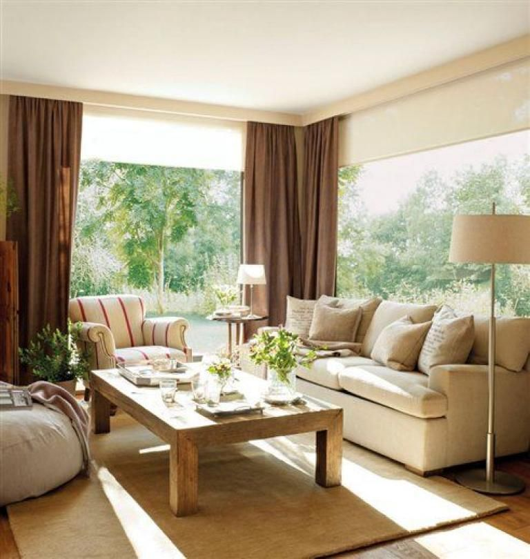 25 gorgeous beige living room ideas with warm cozy vibe