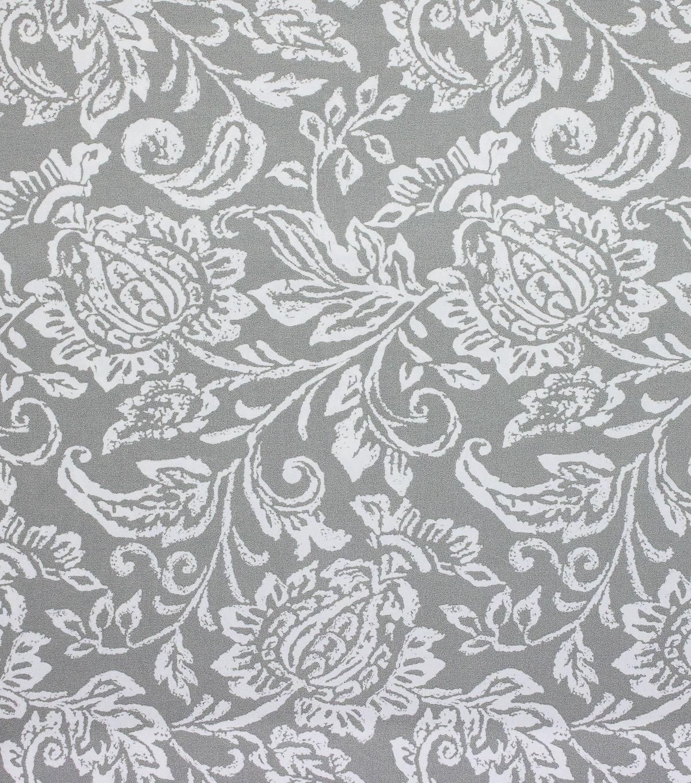 Solarium Outdoor Fabric-Giordano Gray - JoAnn   Jo-Ann