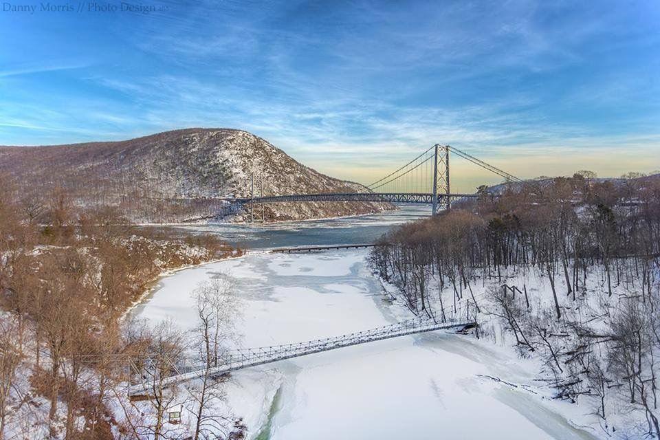 Bear Mountain Bridge NY