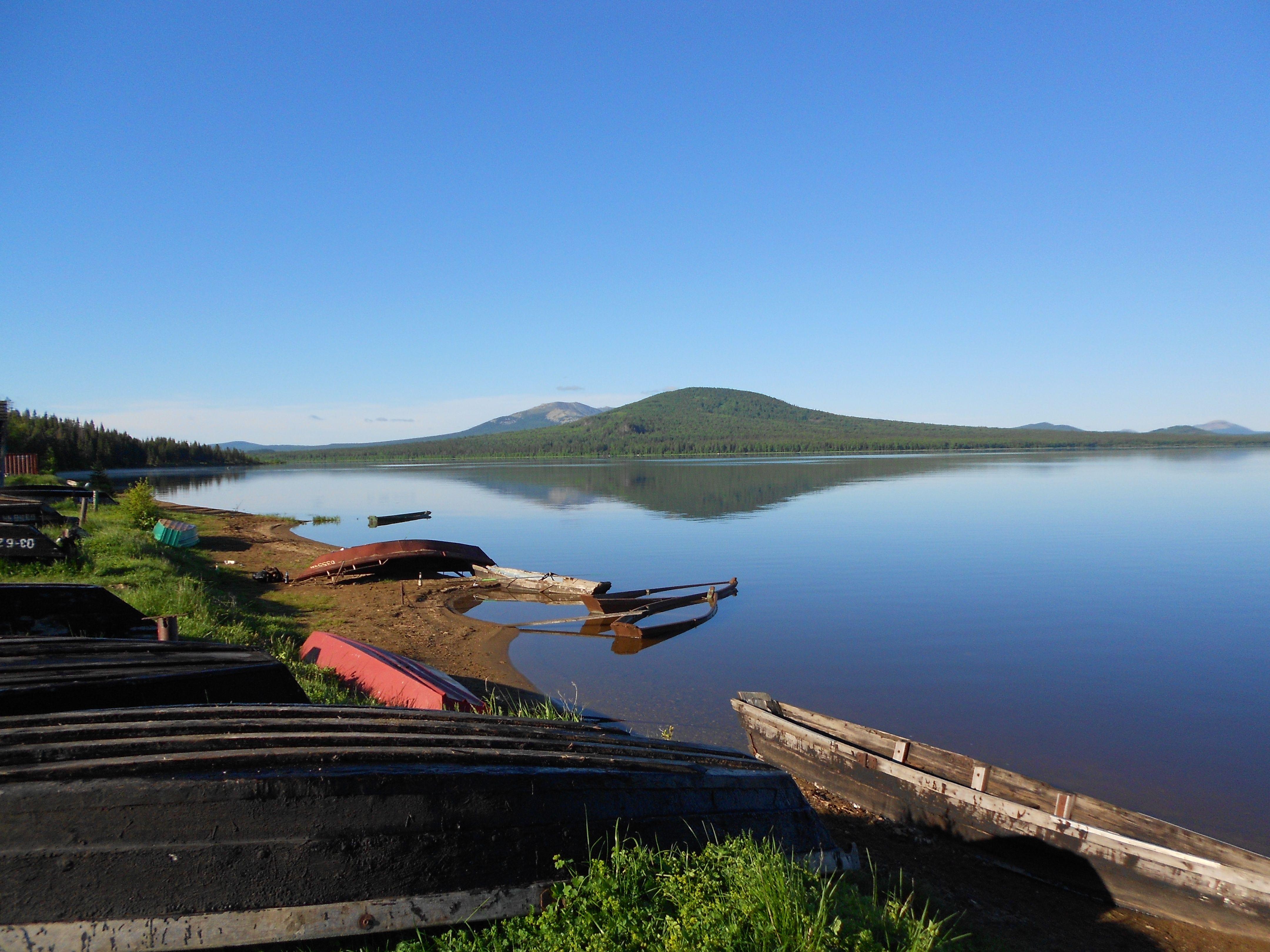 Озеро Зюраткуль. Чедябинская область | Озера, Путешествия ...