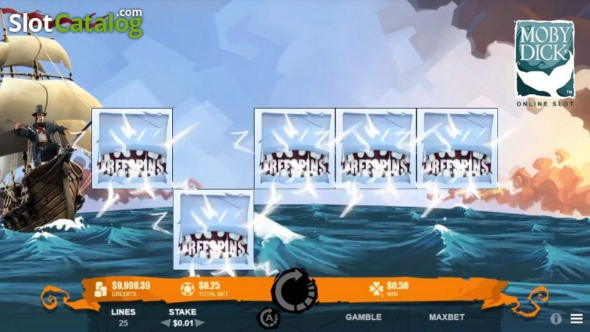 Spiele Moby Dick (Rabcat) - Video Slots Online
